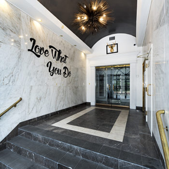 Glen Cove Entrance - Private Office Suite Rental